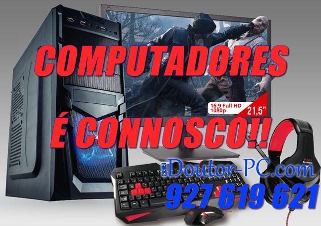 Reparação Computador portátil Televisões Maquinas Eletrodomesticos e +