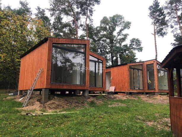 Dom modułowy na zgłoszenie do 35 m2 bez pozwolenia na budowę