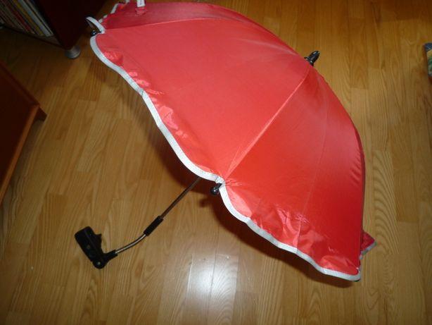 PARASOLKA do wózka spacerówki przeciwsłoneczna JAK NOWA