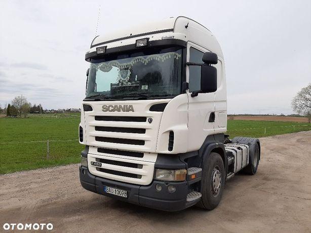 Scania R420  SCANIA R420 HPI Hydraulika