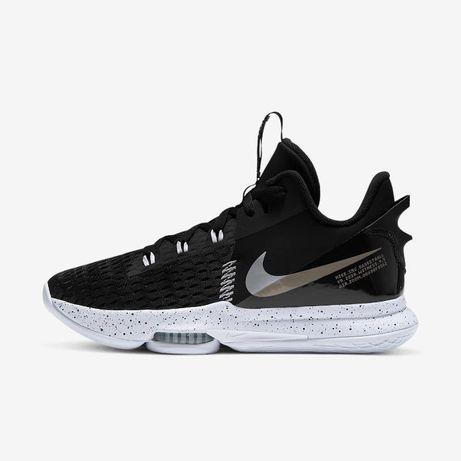 Кроссовки Nike Air Jordan Lebron Witness 5 (40.5р по 49.5р) Оригинал!