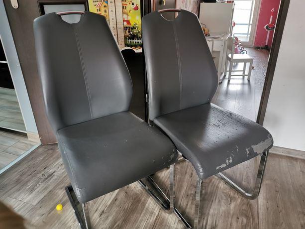 Sprzedam 4 krzesła jadalniane