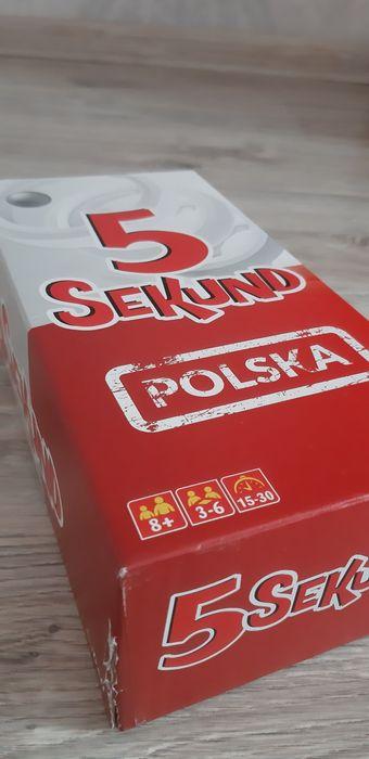 Gra planszowa edukacyjna 5 Sekund Racibórz - image 1