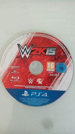 Jogo PS4 - W2K 15 (sem caixa)