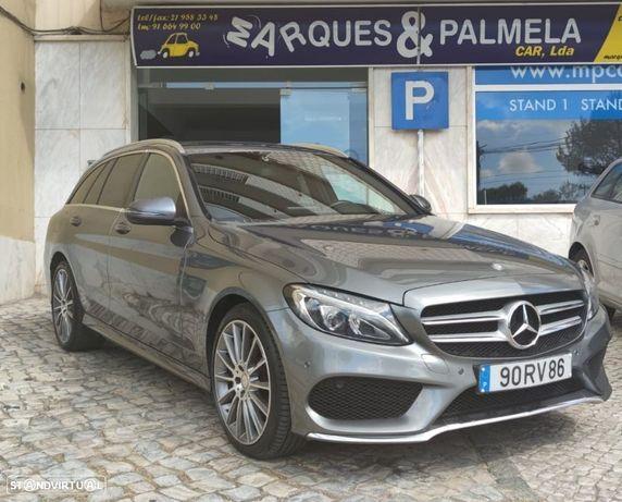 Mercedes-Benz C 220 BlueTEC AMG Line