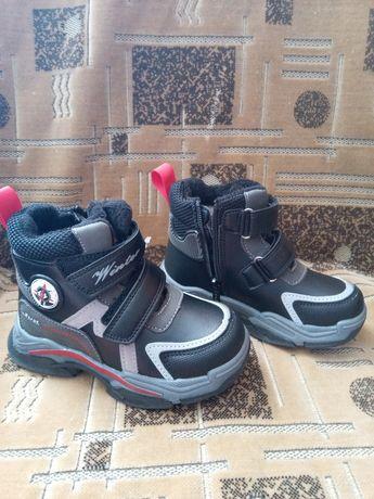 Зимове взуття!!! Нове!!!