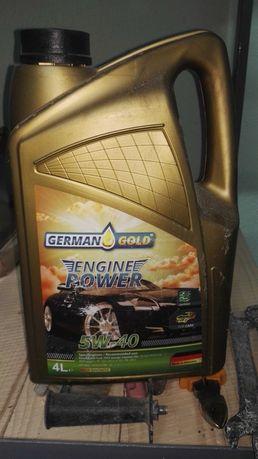 Моторне мастило german cold