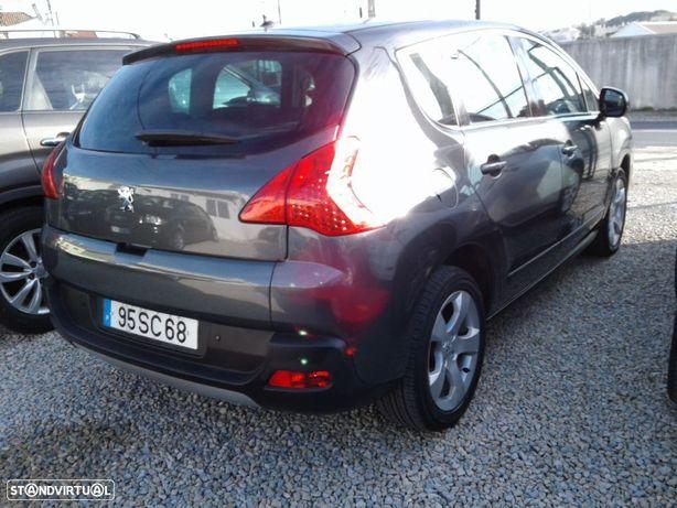 Peugeot 3008 1.6 e-HDi Sport CMP6