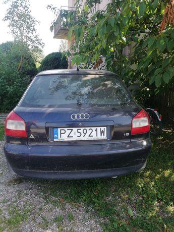 Audi a3 8l 2002 rok