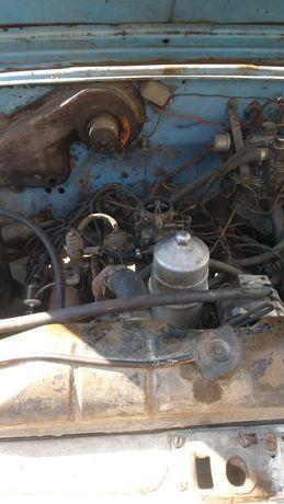Двигун мотор газ 53 3307 66