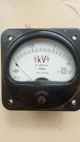 Киловольтметр, вольтметр м264