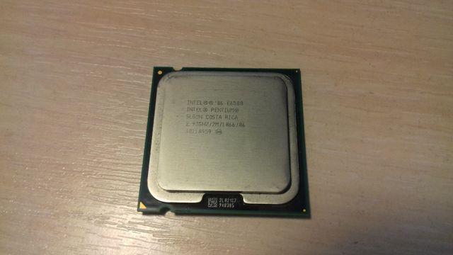 Процессор Intel Pentium E6500 2.93 GHz