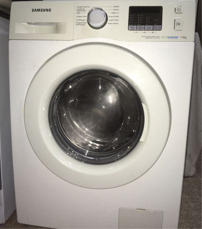 Maquina de lavar samsung