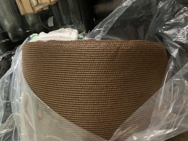 СетКа 85лотн затеняющая защитная маскировочная сетка для навеса забор