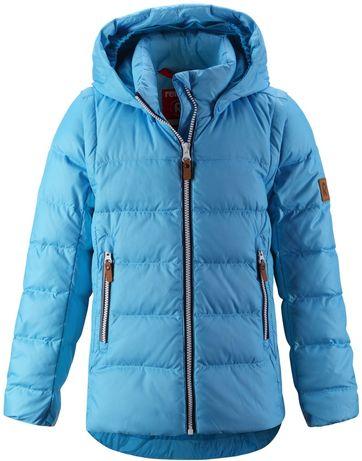 Куртка Reima blue minna down jacket оригінал 100%