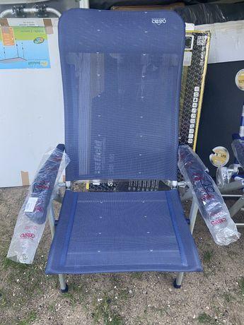 Nowe krzesło  kamperowe CRESPO duzy wybor kamper camper przyczepa
