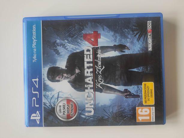 Uncharted 4 PS4 super stan