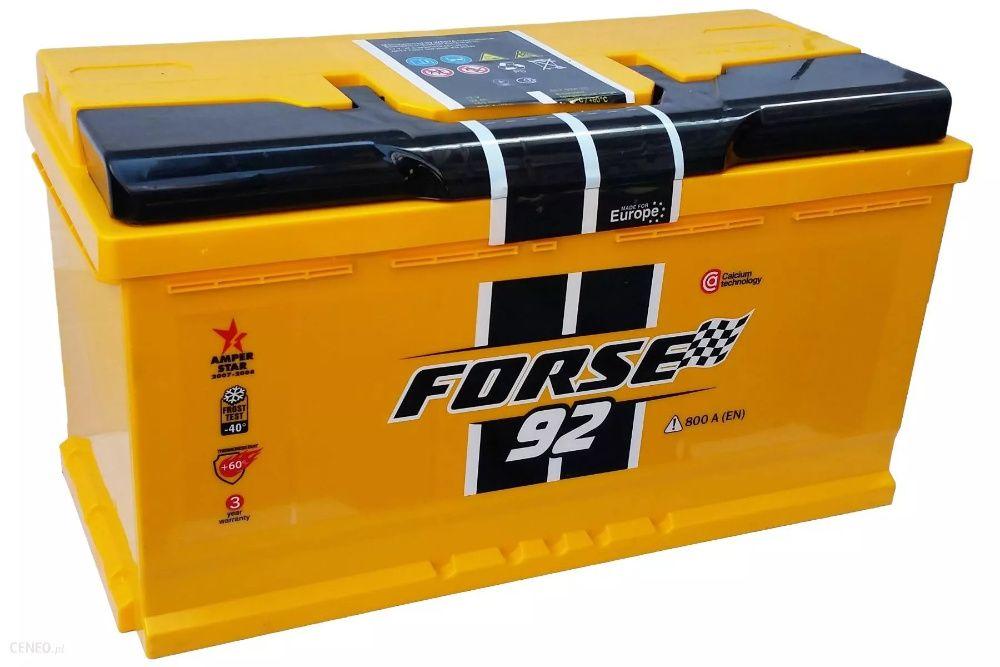 Akumulator WESTA Forse 92Ah 800A Lubliniec Lubliniec - image 1