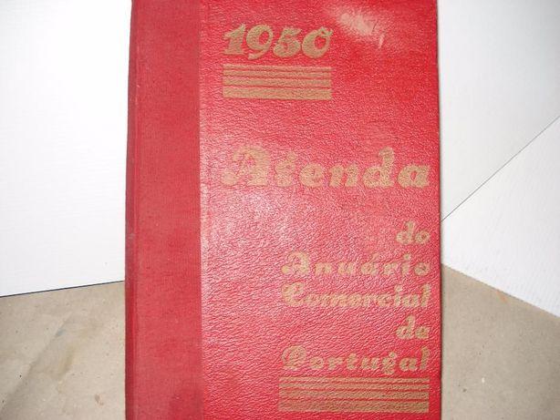Agenda anuario comercial 1950
