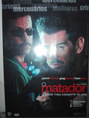 Filme DVD O Matador Ano 2006