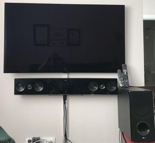 LG OLED55b8pla +BB5520 TV + Soundbar