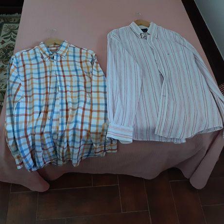 Camisas Homem