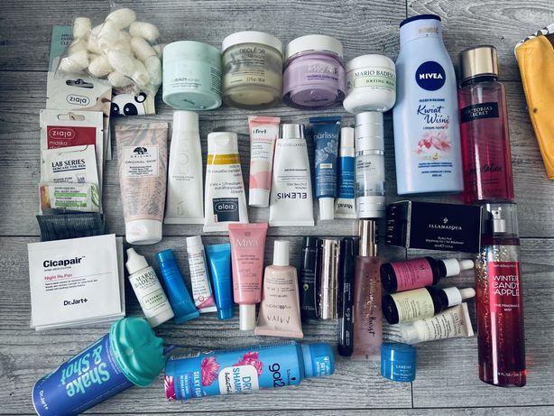 Wielki zestaw ponad 60szt kosmetyki pielegnacja makijaz z USA