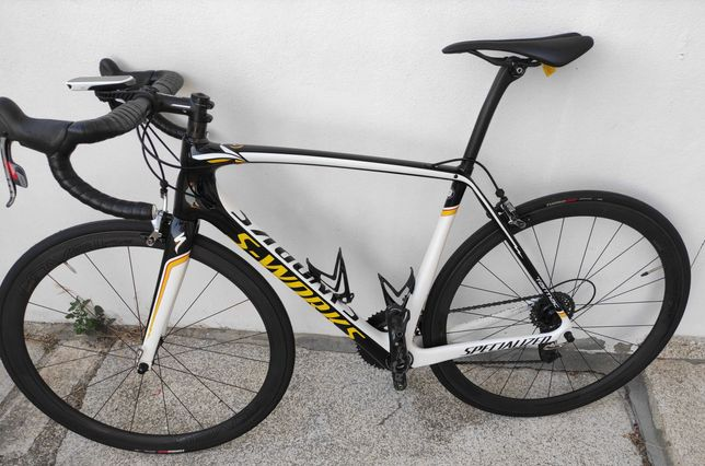 Specialized Tarmac Sworks Alberto Contador Edition