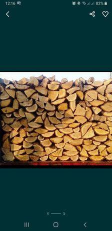 Drewno kominkowe do kominka dąb buk akacja brzoza GRATISY!