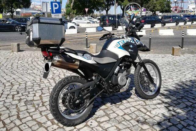 Mota BMW  GS 650 Sertão