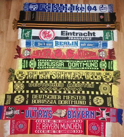 Szal Szalik Bayern Borussia Bayer Hertha Eintracht Schalke Dynamo