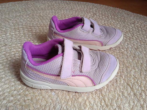 Buty Puma dla dziewczynki rozm. 31