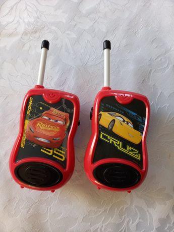 Walky talkies cars auta
