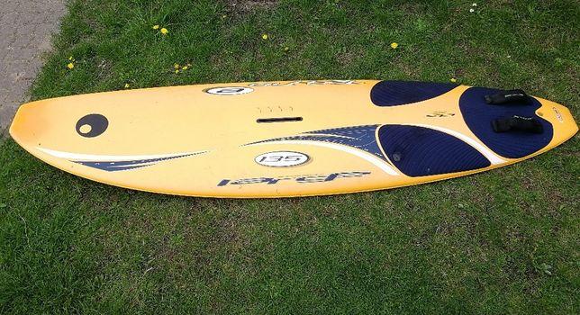 Deska widnsurfingowa Bic Techno 135 l +statecznik i strapy