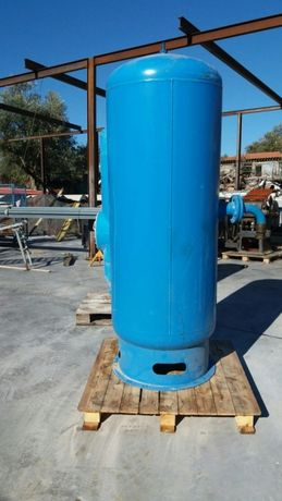 Deposito de ar comprimido 1000 litros compressor