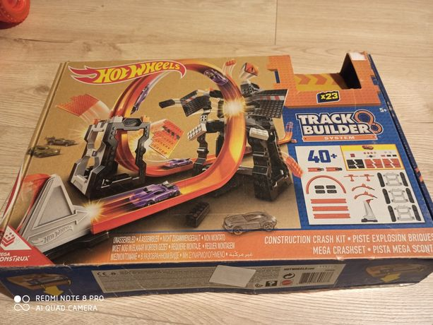 Tor Hot Wheels Track Builder