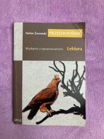 Stefan Żeromski - Przedwiośnie, lektura z opracowaniem, wyd. Greg