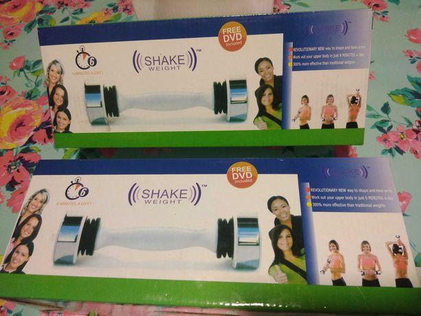 Pesos Shake Weight Toning