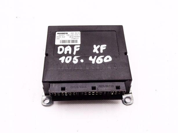 DAF 1738717 Блок управления пневмоподушками ECAS 6x2 Wabco 4461702190