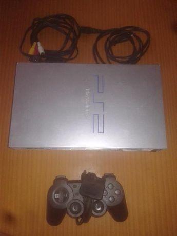 Consola SONY Playstation PS2 + jogos
