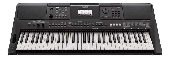 KeyBOARD Yamaha PSR E-463