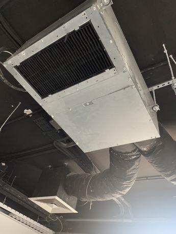 Ar condicionado Daikin tecto cassete