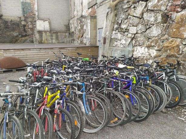 Б/У  Велосипеды  с Европы