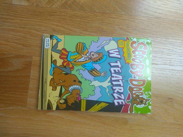 Scooby-Doo! W teatrze komiks
