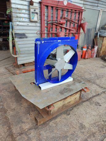 Вентилятор осевой реверсивный искрозащищенный ВОИР 06-300