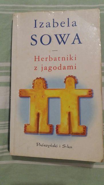 """Książka """"Herbatniki z jagodami"""""""