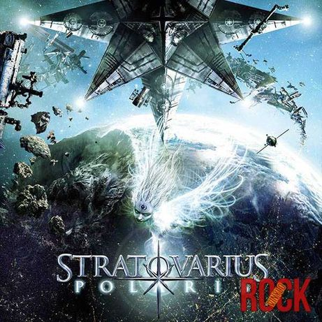 Stratovarius – Polaris (Crystal Clear LP) = Пластинка Винил Платівка