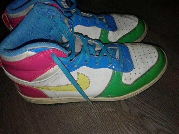 Кроссовки ботинки NIKE 36.5-23,5 см