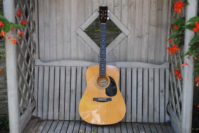 Gitara akustyczna Cort Pro Custom USA - piękne brzmienie