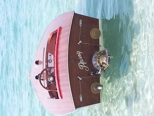 моторная лодка Pfennig
